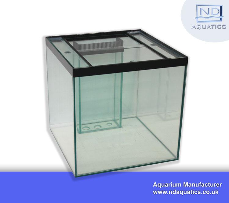 24 x 24 x 24 marine glass tank aquarium manufacturers   nd aquatics ltd