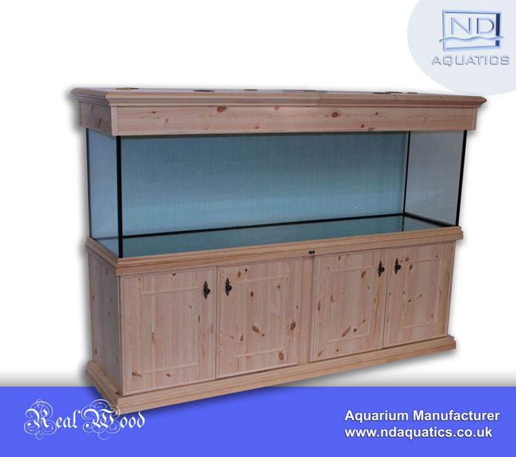 Marine Kitchen Cabinets: 48″ X 24″ X 24″ Marine Aquarium & Cabinet