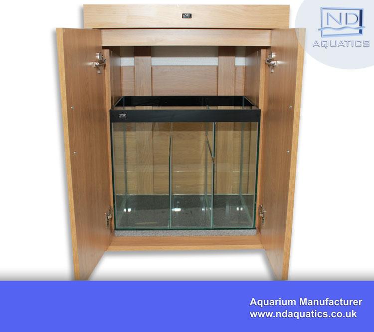 24 X 24 X 24 Marine Aquarium Cabinet Aquarium
