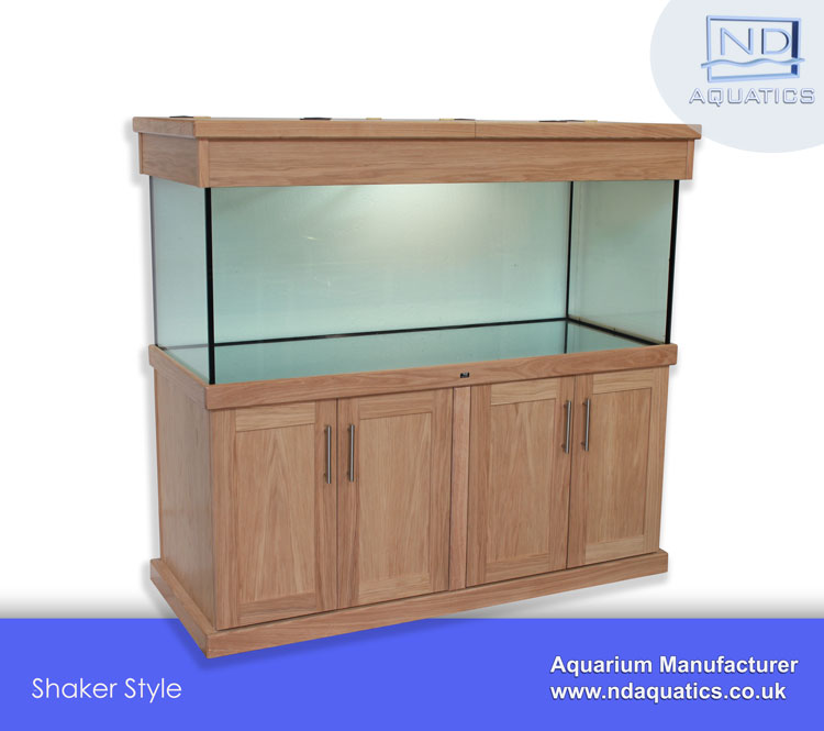 Marine Kitchen Cabinets: 60″ X 24″ X 18″ Marine Aquarium & Cabinet